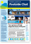 Hampton Pool Newsletter Summer 2013 front cover