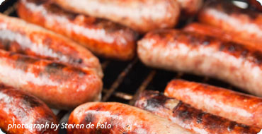 image of barbecue by Steven de Polo