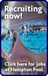 Click here for jobs at Hampton Pool