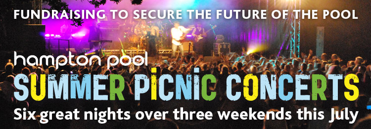 Summer Picnic concerts are back for 2013
